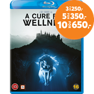 Produktbilde for A Cure For Wellness (BLU-RAY)