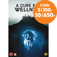 Produktbilde for A Cure For Wellness (DVD)