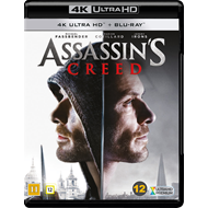Assassin's Creed (4K Ultra HD + Blu-ray)