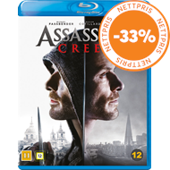 Produktbilde for Assassin's Creed (BLU-RAY)