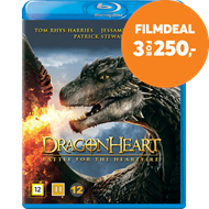 Produktbilde for Dragonheart: Battle For The Heartfire (BLU-RAY)
