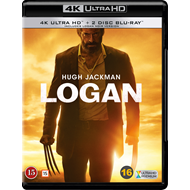 Logan (4K Ultra HD + Blu-ray)