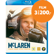 Produktbilde for McLaren (BLU-RAY)
