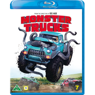 Monster Trucks (BLU-RAY)