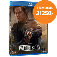 Produktbilde for Patriots Day (DK-import) (BLU-RAY)