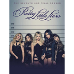 Pretty Little Liars - Sesong 7 (DVD)
