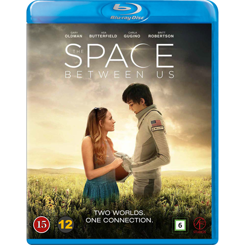 The Space Between Us (BLU-RAY)