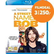 Produktbilde for A Street Cat Named Bob (BLU-RAY)