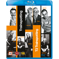 Trainspotting 1 + 2 (BLU-RAY)