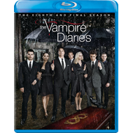 The Vampire Diaries - Sesong 8 (BLU-RAY)