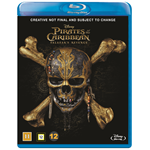 Pirates Of The Caribbean 5 - Salazar's Revenge (BLU-RAY)