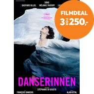 Produktbilde for Danserinnen (BLU-RAY)