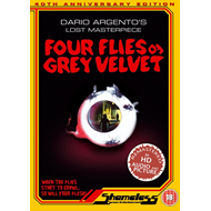 Four Flies On Grey Velvet (UK-import) (DVD)
