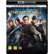 The Great Wall (4K Ultra HD + Blu-ray)