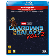 Guardians Of The Galaxy 2 (Blu-ray 3D + Blu-ray)
