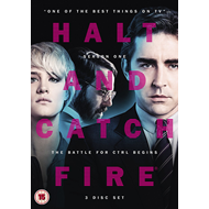 Halt And Catch Fire - Sesong 1 (UK-import) (DVD)