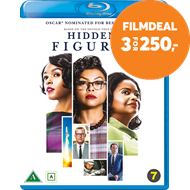 Produktbilde for Hidden Figures (BLU-RAY)