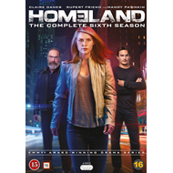 Produktbilde for Homeland - Sesong 6 (DVD)