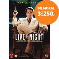Produktbilde for Live By Night (DVD)