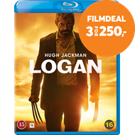 Produktbilde for Logan (BLU-RAY)