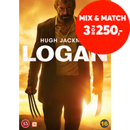 Produktbilde for Logan (DVD)