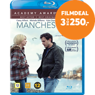 Produktbilde for Manchester By The Sea (BLU-RAY)