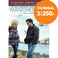 Produktbilde for Manchester By The Sea (DVD)