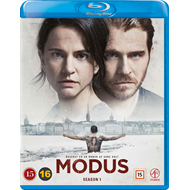 Produktbilde for Modus - Sesong 1 (BLU-RAY)