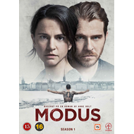 Modus - Sesong 1 (DVD)