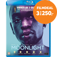 Produktbilde for Moonlight (BLU-RAY)