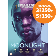 Produktbilde for Moonlight (DVD)