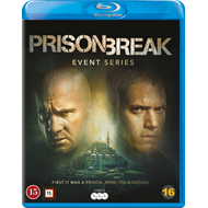 Prison Break - Sesong 5 (Event Series) (BLU-RAY)
