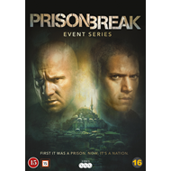 Prison Break - Sesong 5 (Event Series) (DVD)