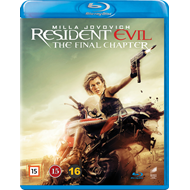 Resident Evil: The Final Chapter (BLU-RAY)