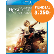 Produktbilde for Resident Evil: The Final Chapter (BLU-RAY)