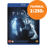 Produktbilde for Ring 3 - Rings (BLU-RAY)