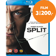 Produktbilde for Split (BLU-RAY)