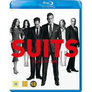 Suits - Sesong 6 (BLU-RAY)