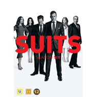 Suits - Sesong 6 (DVD)