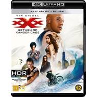 XXX - The Return Of Xander Cage (4K Ultra HD + Blu-ray)