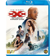 Produktbilde for Xxx: The Return Of Xander Cage (BLU-RAY)