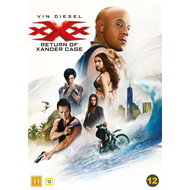 Xxx: The Return Of Xander Cage (DVD)