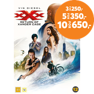 Produktbilde for Xxx: The Return Of Xander Cage (DVD)