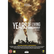 Years Of Living Dangerously - Sesong 2 (DVD)