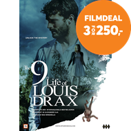 Produktbilde for The 9th Life Of Louis Drax (DVD)
