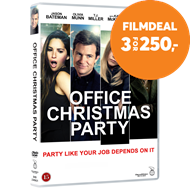 Produktbilde for Office Christmas Party (DK-import) (DVD)