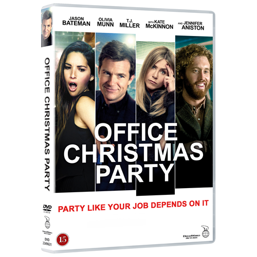 Office Christmas Party (DVD)