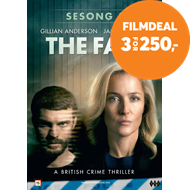 Produktbilde for The Fall - Sesong 3 (DVD)