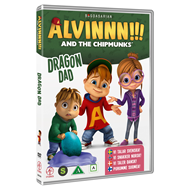 Alvinnn! Og Gjengen - Dragon Dad (DVD)