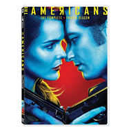 The Americans - Sesong 4 (DVD - SONE 1)